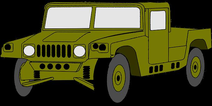 green hummer