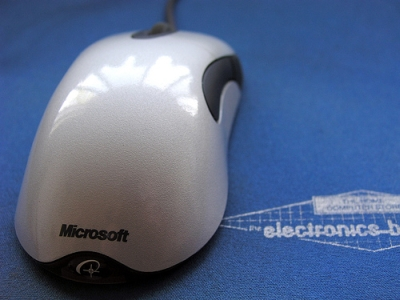 image of a mouse on eco-friendly-pad